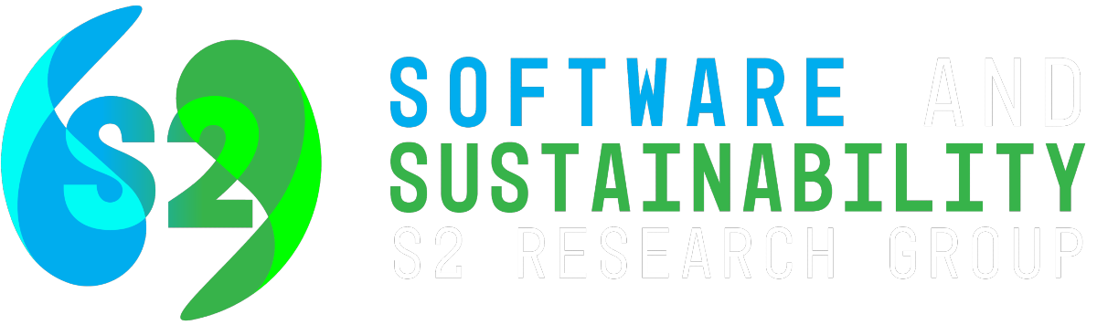 Software and Sustainability Logo